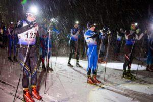 Лыжная гонка 1
