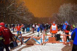Лыжная гонка 4